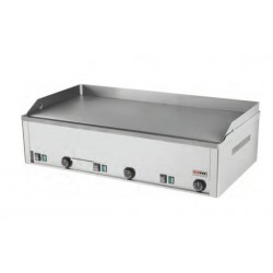 grilovací deska hladká FTH 90 E elektrická