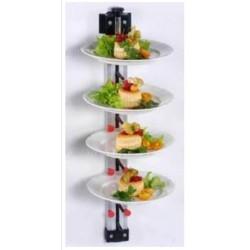 nástěnný držák na talíře WM 9