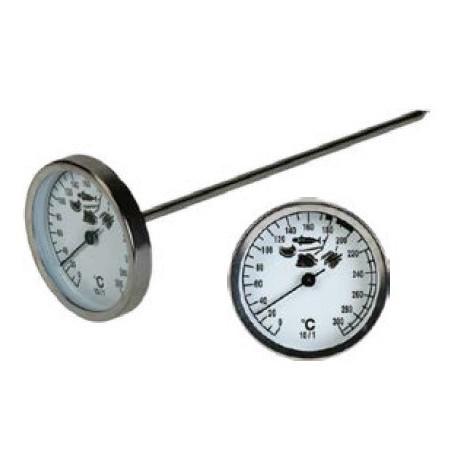 teploměry vpichovací ST 0 °C až +300 °C