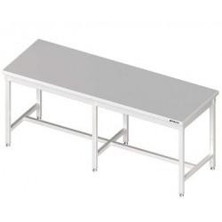 nerez stoly ST 08 středové dlouhé