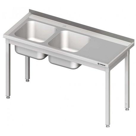 mycí stoly s dvoudřezem ST 79