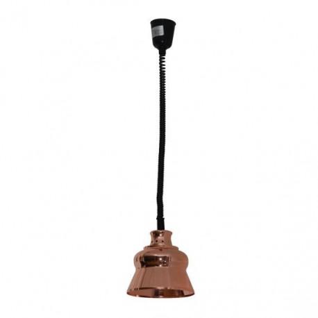 Infra lampa LG závěsná pr. 228mm