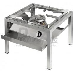Plynová nerezová stolička SP6050L