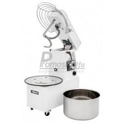 Spirálové hnětače IRV (230 V) s variátorem