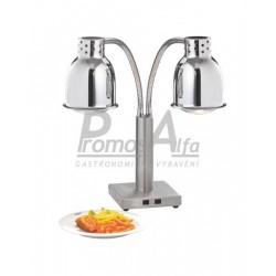 Infra lampa stolní dvojitá - SCHOLL