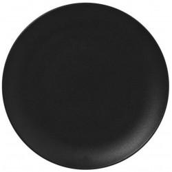 Talíř mělký 15cm - černá