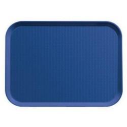Podnos jídelní - tmavě modrá 360 x 460 mm