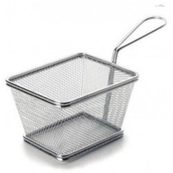Košík nerezový servírovací100x90x60