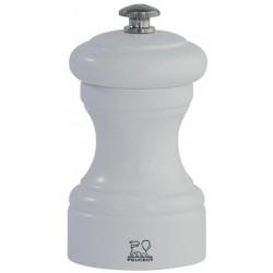 Mlýnek Bistro na pepř - bílý matný, 10 cm