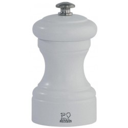 Mlýnek Bistro na sůl - bílý matný, 10 cm