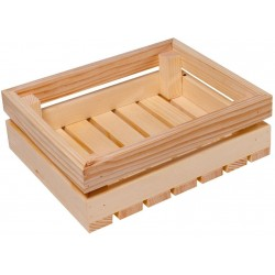 Box borovice GN 1/2 - Verlo