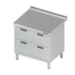 stůl 4 šuplíkový ST 022