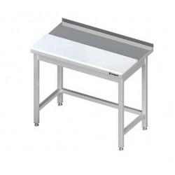 stůl s bílou krájecí deskou ST 58