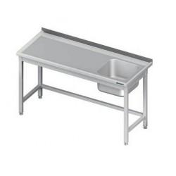 mycí stoly ST 65-67 s dřezem