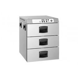 HDZ-0311E HOLDBOX zásuvkový 3x GN 1/1