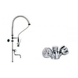 DOC 3+ - Sprcha s baterií ze stolu a s ramínkem