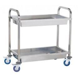 vozík RC s 2 vaničkami