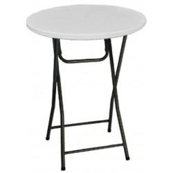 Verlo stůl coctail 80 kulatý, pr. 81,3 cm