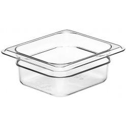 Gastronádoba polykarbonátová GN 1/6 265x162x65 mm