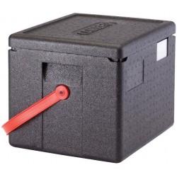 Termobox GN ½ Premium s červeným madle