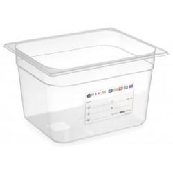zásobník HACCP plast GN 1/2