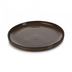 Talíř kulatý 15 cm - tonka