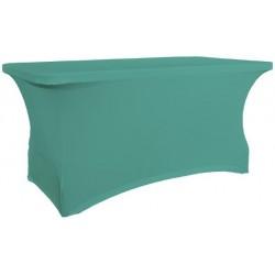 Ubrus pro stoly 180 cm - tyrkysová