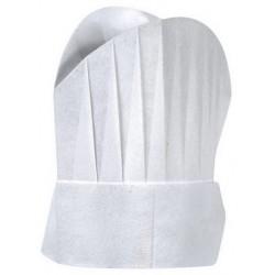 Cookhat čepice kuchařská - bílá