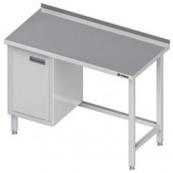 stůl s skříňkou a volný prostor ST 048