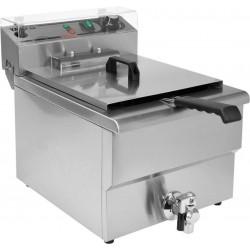 fritéza elektrická Ya 12 litrů s výpustí
