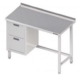 stůl s 2 zásuvkami ST 024 (025)