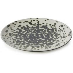 EQUINOXE talíř dezertní Rain forest pr. 21,5 cm